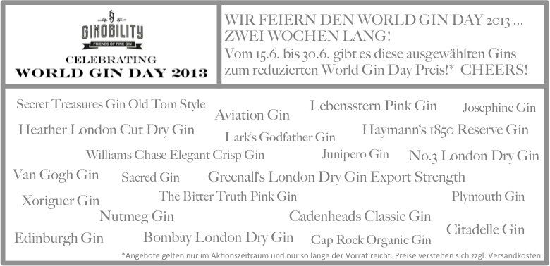 World_Gin_Day_2013